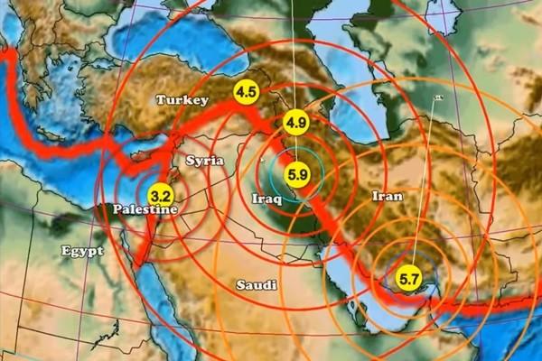伊朗淺層地震不斷 2天至少300人受傷