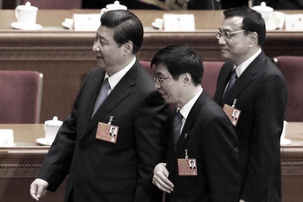 傳三老虎黨逼習下台 北戴河會王滬寧或成談判籌碼