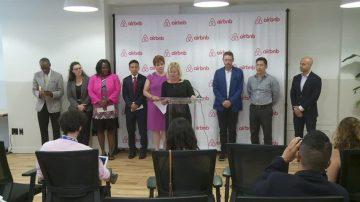 Airbnb紐約捐$1000萬 籲州府增設消費稅