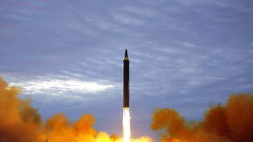 朝鮮停射導彈 美軍高層:欠缺關鍵環節 無法完成ICBM