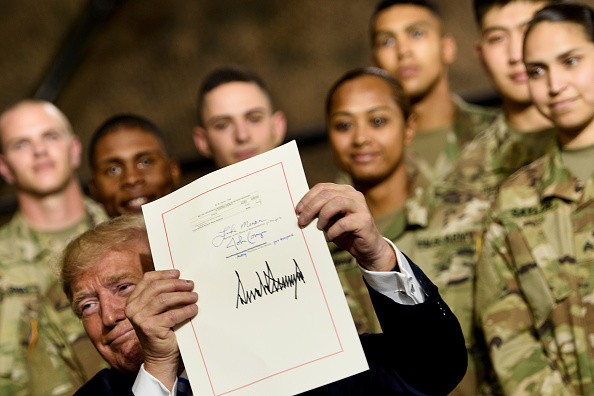 川普國防法案攪動中南海 黨媒反常示弱:不是美國對手