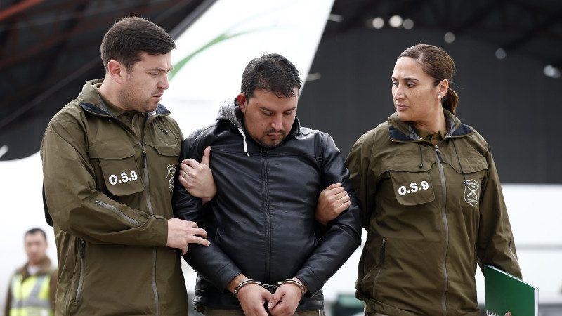 涉9起客機炸彈威脅 智利警方逮捕1名男子
