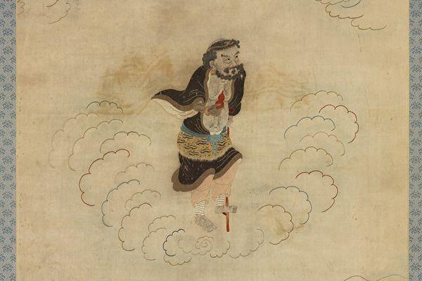 铁拐李传奇(1)华山寻道