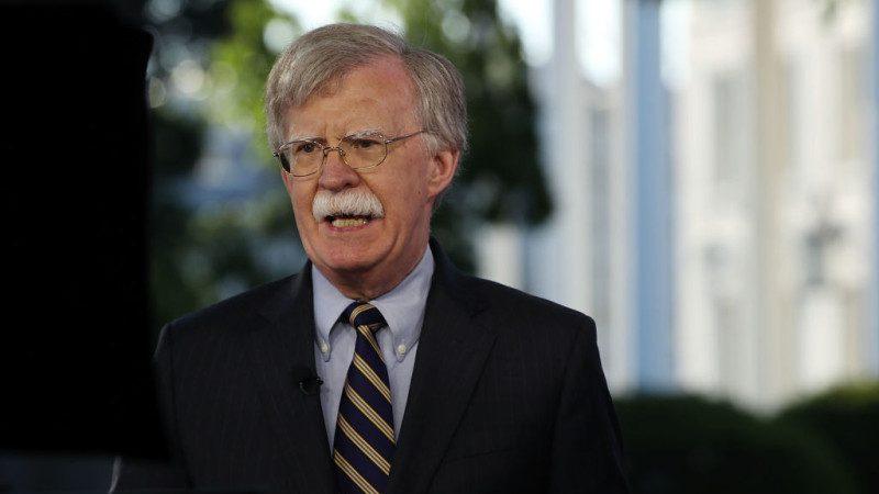 白宮國家安全顧問:密切關注中伊朝干擾美選舉