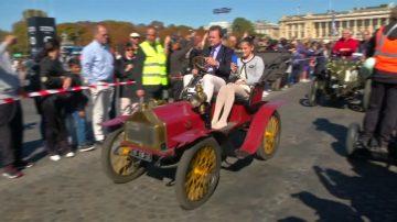經典老爺車 紀念巴黎車展120週年