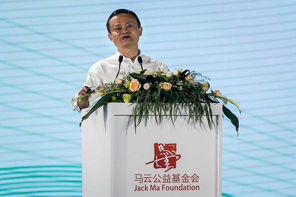 馬雲:中國首富有好下場的不多 戀權會惹事