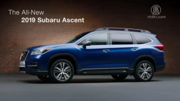 【生活向导】(旧金山版)2019 Ascent VS 2019 Outback