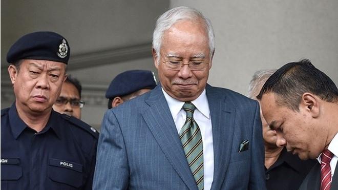 馬來西亞前首相納吉布被捕 涉貪污洗錢
