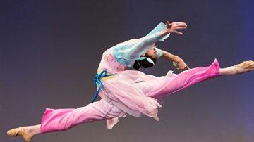 精彩纷呈 新唐人第八届全世界中国古典舞大赛开锣