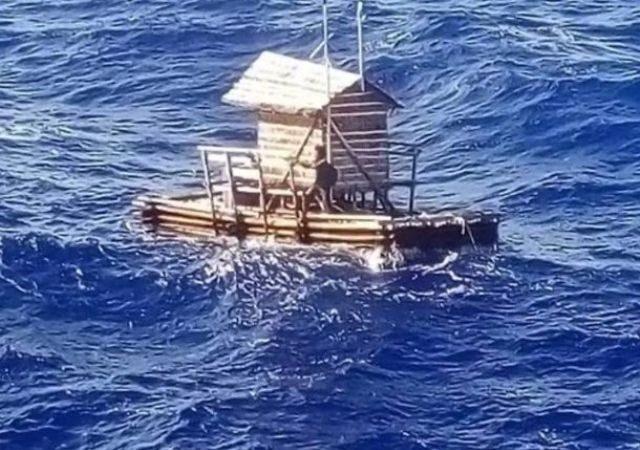 印尼少年真人版海上奇幻漂流 靠聖經撐49天獲救
