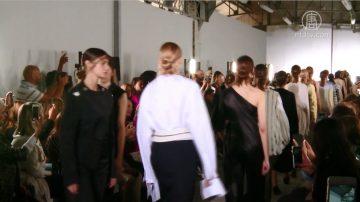 巴黎時裝週青年設計師展示2019夏季系列