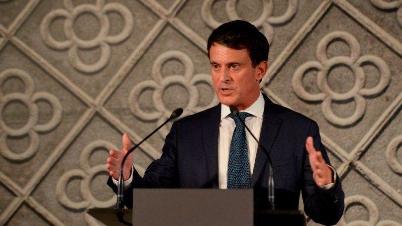 歐洲史上頭一遭 法國前總理角逐西班牙巴塞羅那市長