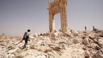 高科技3D建模型  助千年古城战后重建