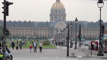 巴黎榮軍院發布新書 銘記三百年歷史