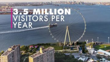 停止建設 全球最高摩天輪宣告正式終結