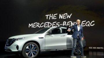 避減排歐車廠轉電動車 巴黎車展顯趨勢