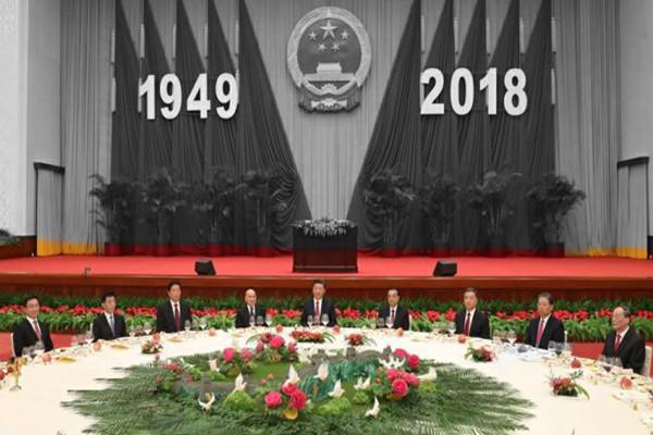 北京十一國宴出意外?傳元老集體缺席 習感冒輸液