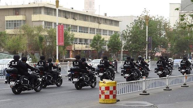 新疆修法让再教育营合法化?美国会吁施压中共