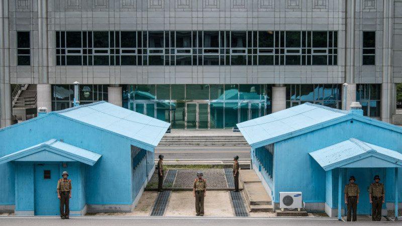 韩朝百姓及游客 最快今年可跨越军事分界线交流