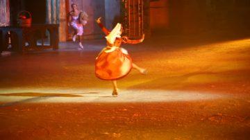 冰上《罗密欧与茱丽叶》 优雅的爱情故事