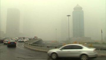 北京再陷嚴重陰霾