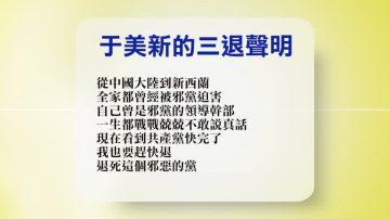 【禁闻】11月14日退党精选