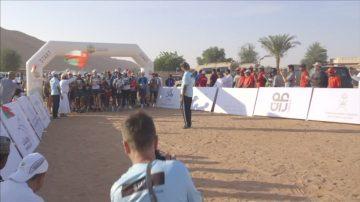 165公里沙漠馬拉松 多國選手阿曼迎挑戰