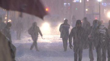紐約州迎豪雨 州長發布沿海風暴預警