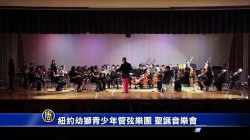 台灣會館感恩節餐會 紐約幼獅管弦樂團音樂會