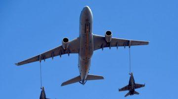 韩空军引进首架空中加油机 作战半径扩大