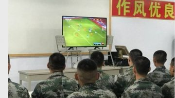 官方令足球隊「軍訓」拼世界盃 專家:外行領導內行