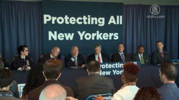 纽约市整体犯罪率下降 仇恨犯罪增加