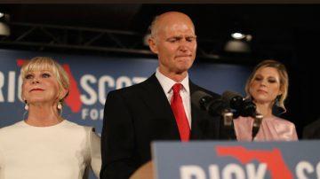 佛州宣布重新计票 7500名志愿者赶赴监督