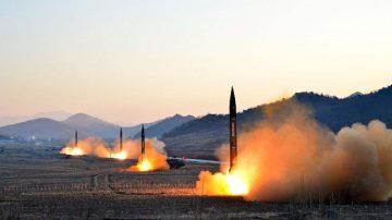 美智库:朝鲜仍有13个导弹操作基地在运作