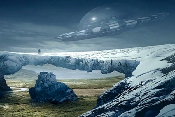 外星人遗物:发现25万年前UFO铝合金碎片(组图)