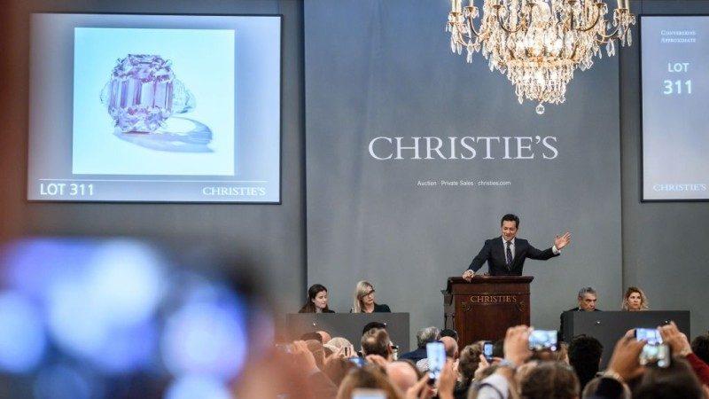 天價紀錄!珍稀珠寶「粉紅遺產」5000萬美元成交