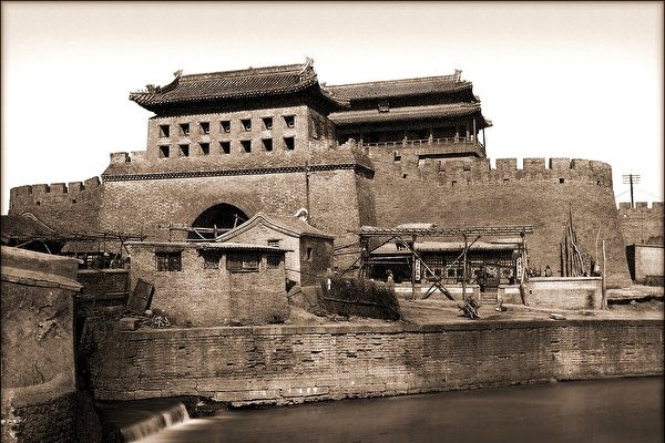 中華傳統文化之嘆——消逝的城牆(上)