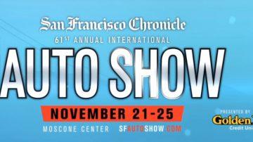 【广告】2018旧金山国际汽车展 11月21日-25日