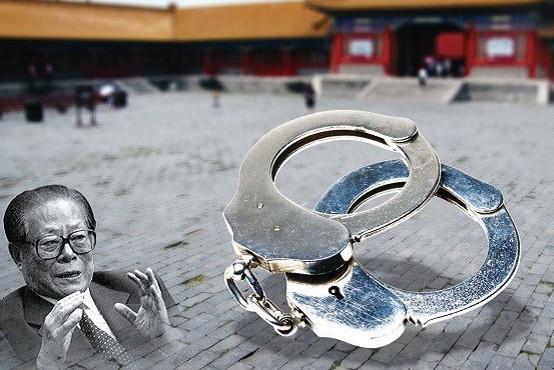 「八常委」與胡錦濤齊現身  江澤民被另行處理