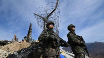 韩朝边界传枪响 韩士兵厕所中弹身亡