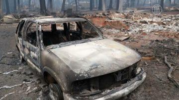 北加州野火71人死千失踪 毁近万房屋