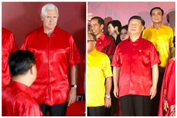 习近平两张照片爆红  APEC峰会自备防弹专车
