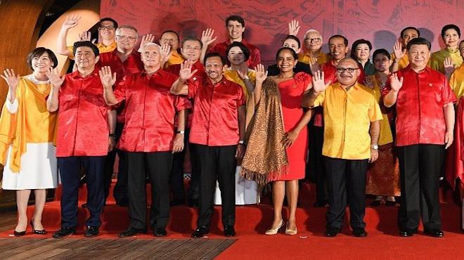 彭斯曝APEC与习两次交谈内容:让他改变贸易政策