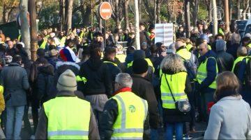 法國人抗議上調油稅 希望優先改善收入