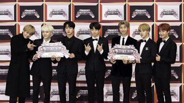 BTS纪录片在美上映 首周票房打入Top10