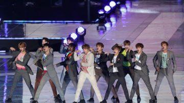 Wanna One《春風》奪韓國七大音源榜冠軍