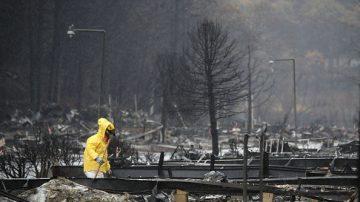 加州大火谁有责?美内政部炮口对准激进环保组织