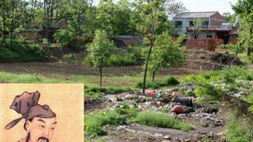 唐代詩人杜牧墓遺址成菜地 學者感慨