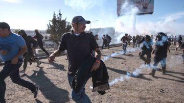 川普:合法入境是底線 暴力越界者必須驅逐