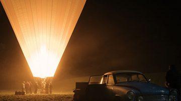 热气球逃亡传奇登大银幕 好莱坞大导相助